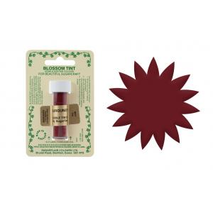 Sugarflair Blossom Tints - Burgundy (7ml)