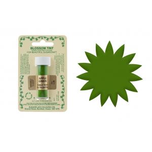Sugarflair Blossom Tints - Apple Green (7ml)