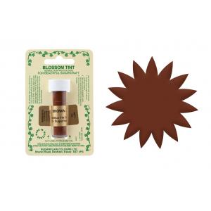 Sugarflair Blossom Tints - Brown (7ml)