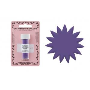 Sugarflair Craft Dust - Lavender (7ml)