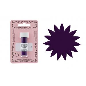Sugarflair Craft Dust - Deep Purple (7ml)