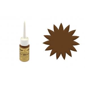 Sugarflair Sugartex Pollen Dust - Nut brown (14g)