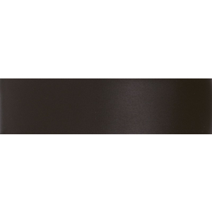 Culpitt Double Faced Satin Ribbon - Black - 25mm x 20m