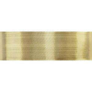 Culpitt Woven Metallic Ribbon - Gold - 25mm x 20m