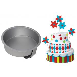 """PME Topsy Turvy Cake Pan - Round - 10"""""""