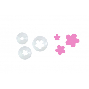 FMM Cutter - Blossom - Small (Set of 3)