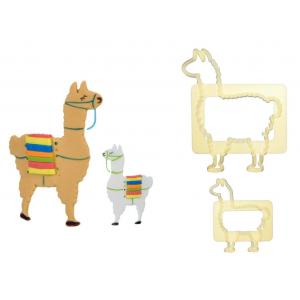FMM Cutter - Mummy & Baby Llama Set