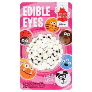 Cake Décor Edible Eyes (25g)