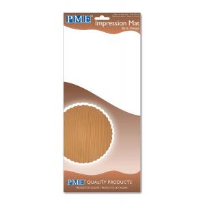 PME Impression Mats - Bark Design