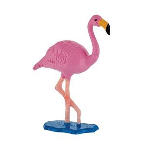 Bullyland Decoration - Flamingo - Pink