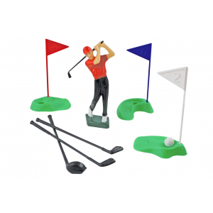 PME Decoration - Golf Set (13 Piece)