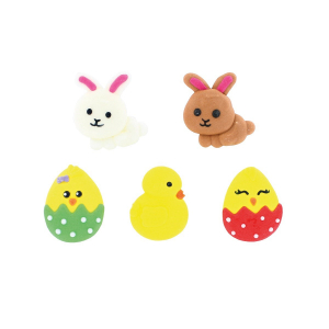 Culpitt Handmade Sugar Decorations - Easter Collection (Pack of 108)