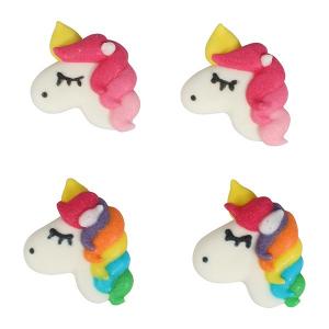 Culpitt Sugar Pipings - Unicorns (Box of 200)