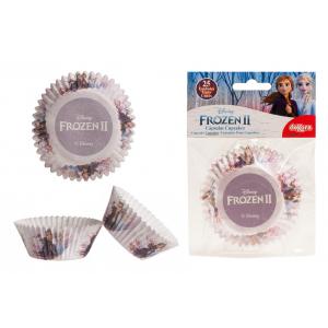 Dekora Cupcake Cases - Frozen II (Pack of 25)