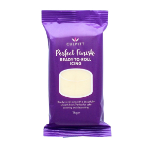 Culpitt Perfect Finish Ready To Roll Icing - Ivory (1kg)