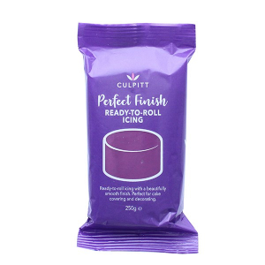 Culpitt Perfect Finish Ready To Roll Icing - Purple (250g)