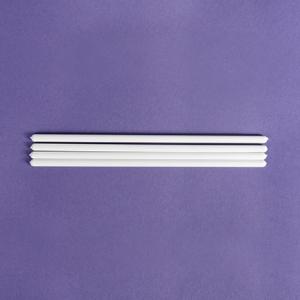 """Culpitt Cake Dowel Rods - White - 8"""" (Pack of 4)"""
