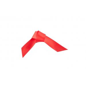 Doric Double Faced Woven Edge Satin Ribbon - Lollipop - 15mm x 25m