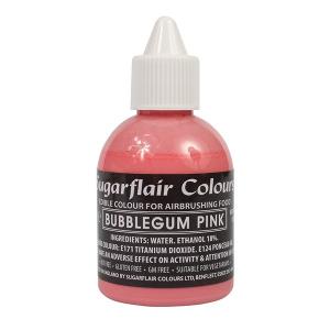 Sugarflair Airbrush Colour - Bubblegum Pink - 60ml