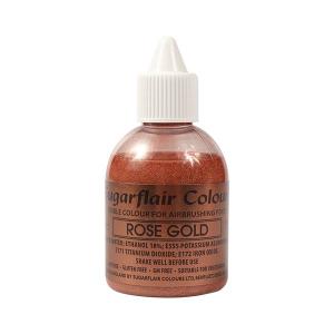 Sugarflair Airbrush Colour - Rose Gold - 60ml