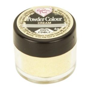 Rainbow Dust Powder Colour - Cream (4g)