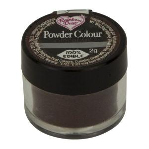 Rainbow Dust Powder Colour - Chocolate (2g)