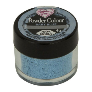 Rainbow Dust Powder Colour - Baby Blue (4g)