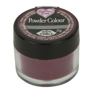 Rainbow Dust Powder Colour - Claret (2g)