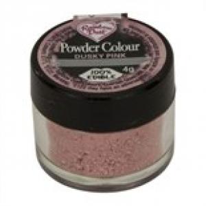 Rainbow Dust Powder Colour - Dusky Pink (4g)