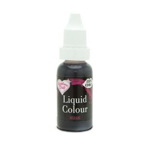 Rainbow Dust Liquid Colour - Rose (16ml)