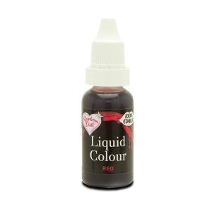 Rainbow Dust Liquid Colour - Red (16ml)