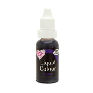 Rainbow Dust Liquid Colour - Purple (16ml)