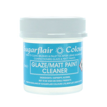 Sugarflair Glaze & Matt Paint Cleaner (50ml)