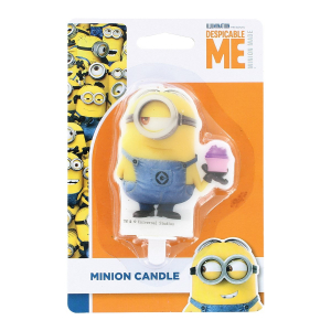 Culpitt Despicable Me - Minions Large Candle
