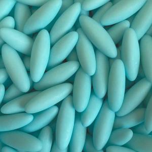 Scrumptious Matt Jumbo Rice - Light Blue (80g)