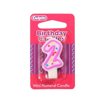 Culpitt Mini Party Candle - 2