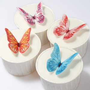 Cake Star Assorted Wafer Butterflies (Pack of 144)