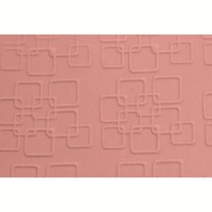 FMM Embossed Rolling Pin - Retro Squares