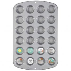 Wilton - Recipe Right Mini Muffin Pan - 24 Cup