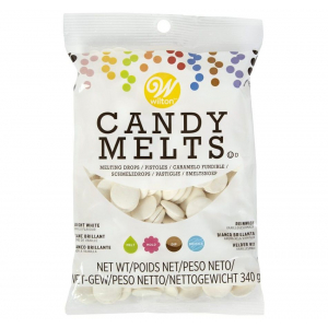 Wilton Candy Melts - Bright White (340g)