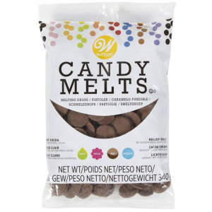Wilton Candy Melts - Cocoa - Light (340g)