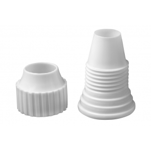 Wilton Icing Bag Adaptor / Piping Nozzle Coupler - Large