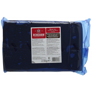 Renshaw Decor-Ice Ready To Roll Icing - Chocolate Flavoured (2.5kg)