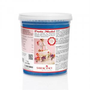 Saracino Modelling Paste (Pasta Model) - Azure Blue (1kg)