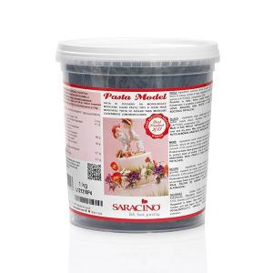 Saracino Modelling Paste (Pasta Model) - Black (1kg)