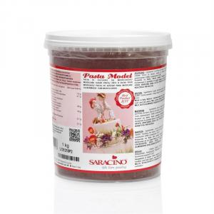 Saracino Modelling Paste (Pasta Model) - Brown (1kg)