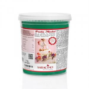 Saracino Modelling Paste (Pasta Model) - Green (1kg)