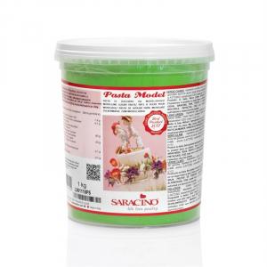 Saracino Modelling Paste (Pasta Model) - Light Green (1kg)