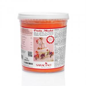 Saracino Modelling Paste (Pasta Model) - Orange (1kg)