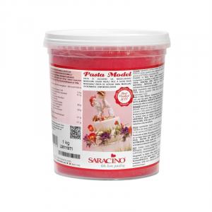 Saracino Modelling Paste (Pasta Model) - Red (1kg)